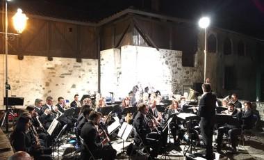Concerto d'Estate Banda Musicale di Pieve di Bono. Agrone, 12 agosto 2016.
