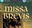 MISSA BREVIS di Jacob de Haan, Vezzano (TN)