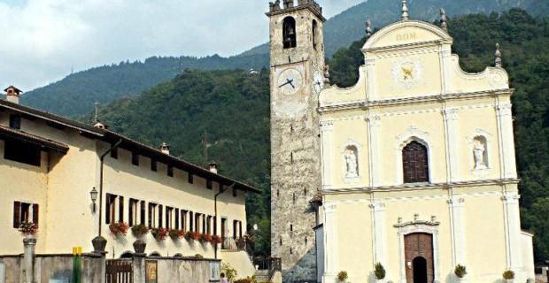 creto_pieve_di_bono_-_la_chiesa_di_s._giustina_con_la_canonica_e_l_oratorio._-_2011_-_fausto_bonata_imagefull