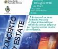"""sabato 28 luglio 2018. E' l'ora del """"Concerto D'Estate"""" della Banda Musicale di Pieve di Bono"""